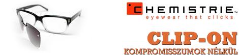 Chemistrie Clip-on kompromisszumok nélkül