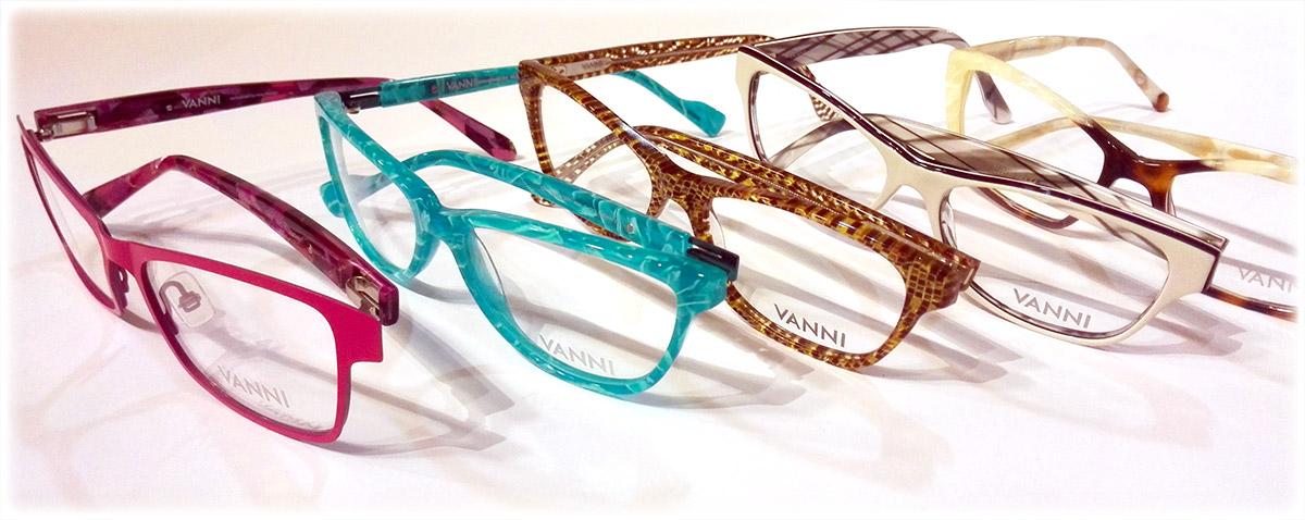 Olasz szemüvegkeretek széles választékban!